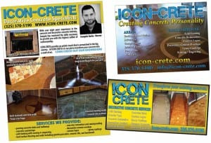 brochure / sign / flyer