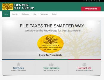denver tax group