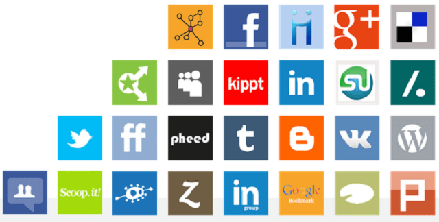 social media using onlywire services